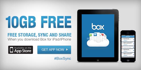 Box free10gb